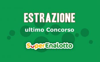 Estrazione Superenalotto New