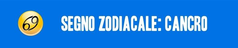 segno zodiacale cancro VERT