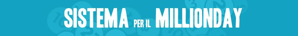 sistema per million day VERT